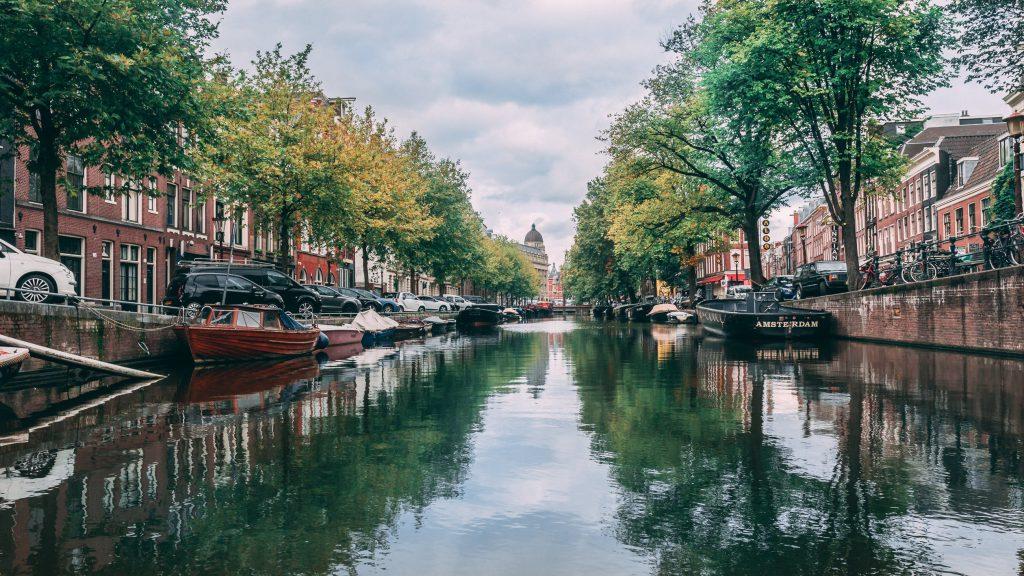Amsterdam fully circular