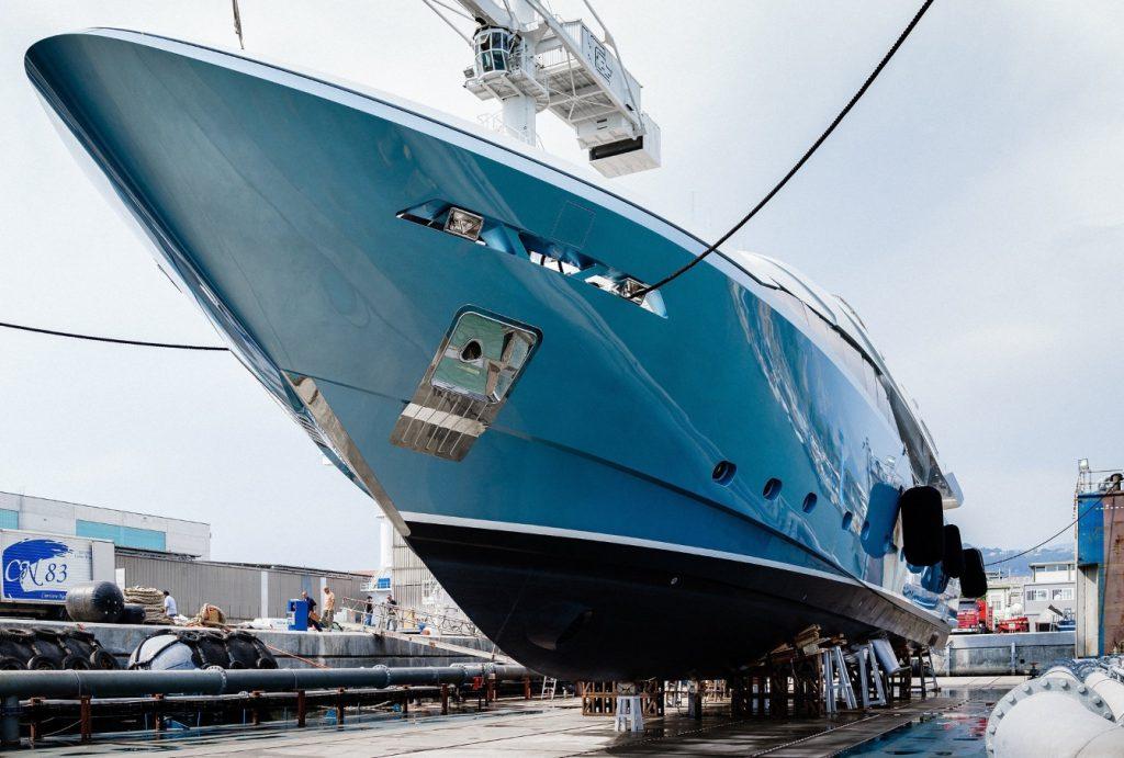 mission yacht